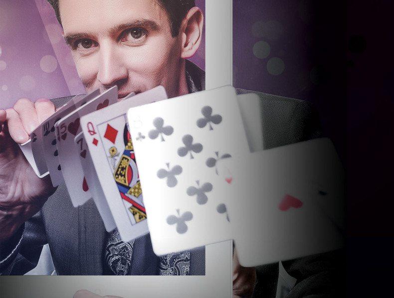 Interview with UK Magician Keelan Leyser