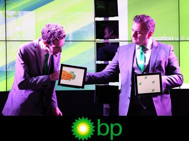 BP Sustainability iPad Presentation